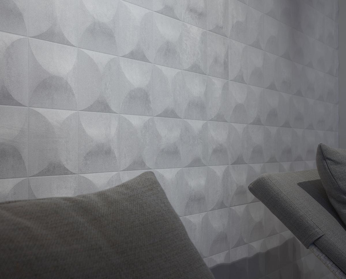 Dredimensionale Wandbekleidung mit sanften Look und Feel | Raumwerk - Adrian Wojciechowski